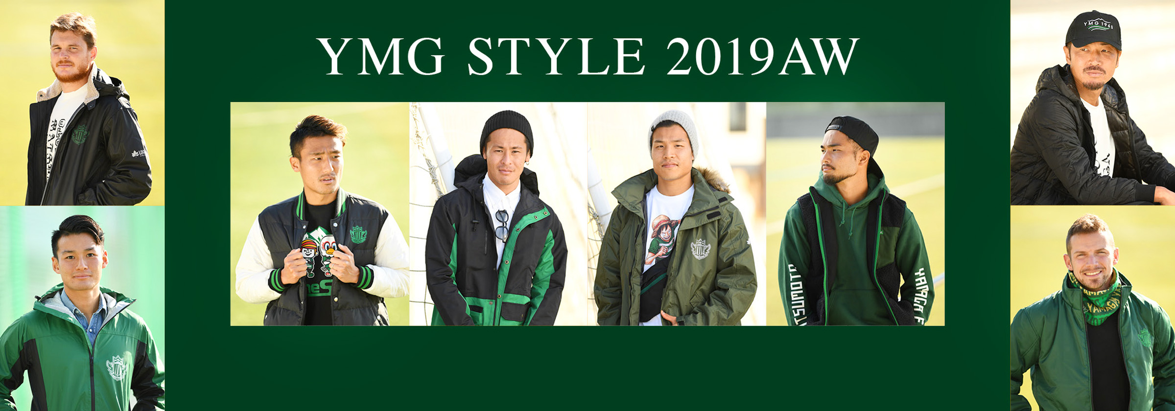YMG STYLE
